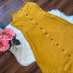 Fashion Nova Simply Sweet Button Down Dress